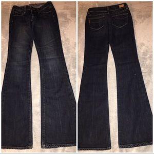 """Paige Jeans Laurel Canyon Sz 24  32.5""""L 27""""W"""